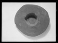 Svart hatt av filt - Livrustkammaren - 10234.tif