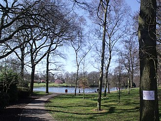 Swanshurst Park - Image: Swanshurst Park and Zippos Circus (5542247747)