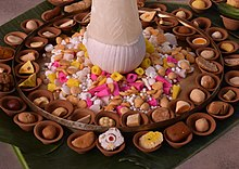 Sweets offered to God (in Nabadwip Shakta Ras Yatra).jpg