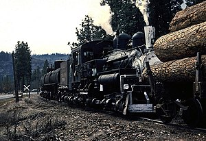 Klickitat County, Washington - Image: Switching Reloadx RP Flickr drewj 1946