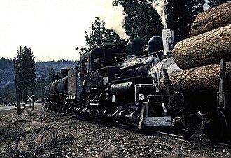 Klickitat County, Washington - Image: Switching Reloadx RP Flickr drewj 1946