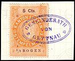 Switzerland Lucerne 1915 revenue 6 5c - 154 - E 6 15.jpg