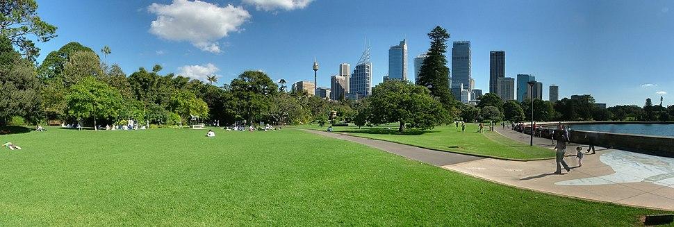 Sydney-parks-pano