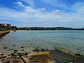 Sydney Harbour, from Dumaresq Road, Rose Bay, New South Wales (2011-01-05) 04.jpg