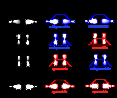 Molecular Orbital Phases For The Molecular Orbitals