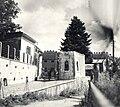 Szilágysomlyó, Szilágy megye. A Simai-féle kastély kapuja. Fortepan 76959.jpg