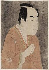 Ichikawa Monnosuke II as Date no Yosaku