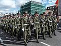 THE EASTER SUNDAY PARADE - PASSING ALONG BOLTON STREET IN DUBLIN (CELEBRATING THE EASTER 1916 RISING)-112973 (26072913575).jpg