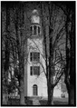 TOWER - Meetinghouse of the First Baptist Society, Pompey, Delphi Falls, Onondaga County, NY HABS NY,34-DELF,1-2.tif