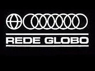 Rede Globo - The third logo used by Rede Globo, from 1 October 1974 to 4 August 1976.