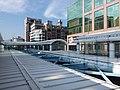TW 台北市 Taipei 大安區 Da'an District 台北捷運 MRT Station interior August 2019 SSG 12 Metro 大安站 Daan Station.jpg