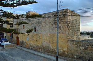 Siege of Malta (1798–1800) - Image: Ta' Xindi Farmhouse