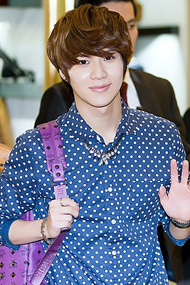 Taemin at the MCM's event (2).jpg