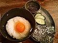 Tamago kake gohan by rhosoi in Kyoto Station building.jpg