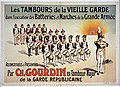 Tambours de la Vieille Garde Ch.Gourdin Tambour major 1910 Gallica BNF.jpg