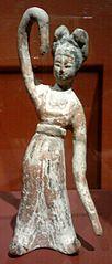 Dancer - sepulchral figure
