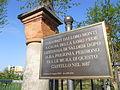 Targa commemorativa Castello di Cherasco.JPG