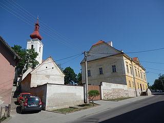 Tasovice (Znojmo District) Municipality in South Moravian, Czech Republic