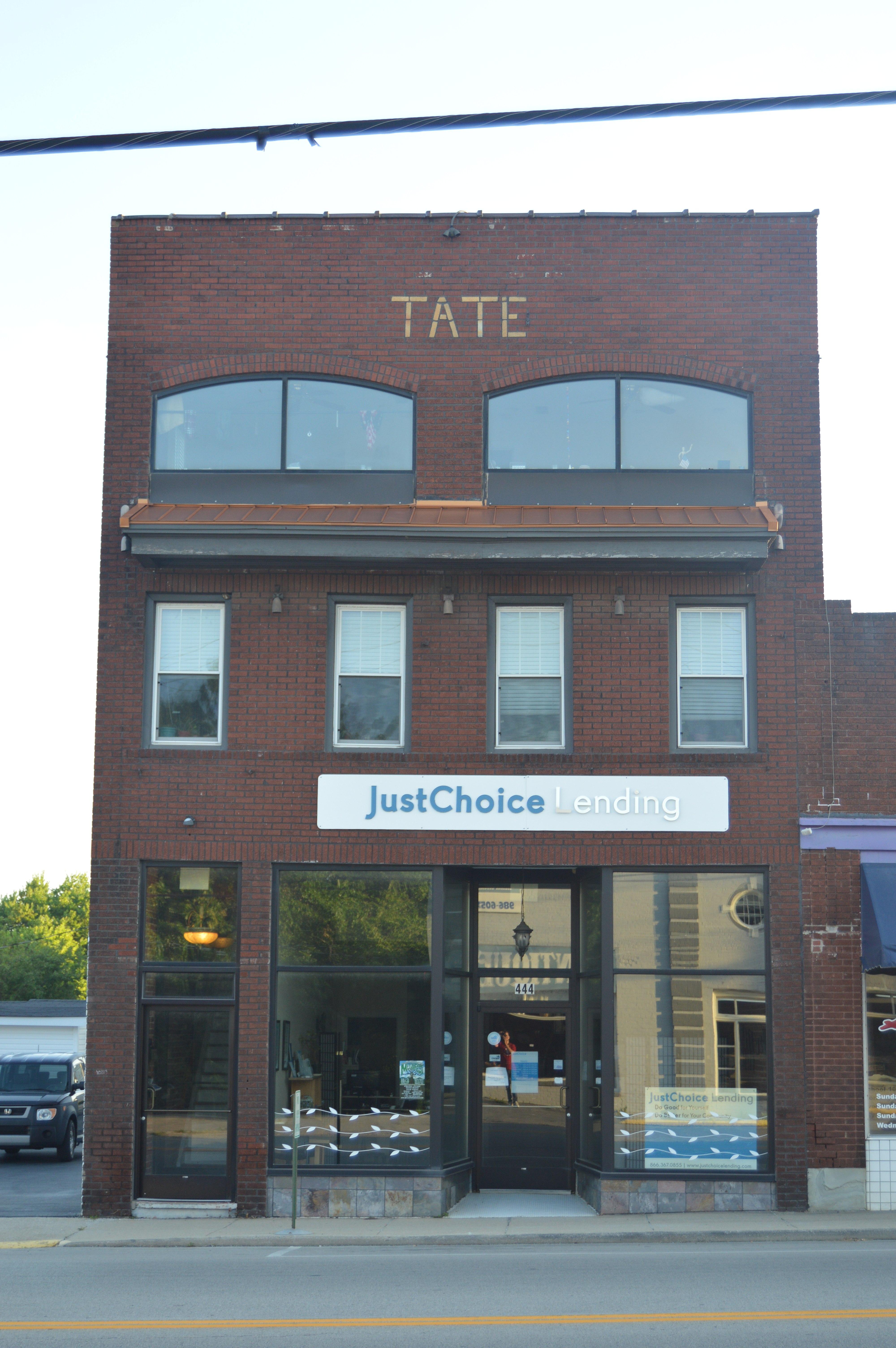 FileTate Building in Bereajpg FileTate Building in