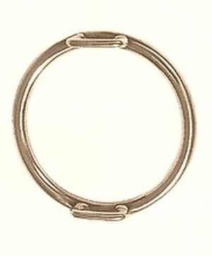 Ring bit - A Tattersall bit that is used for leading young horses.