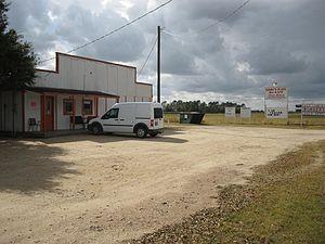 Tavener, Texas - Image: Tavener TX Sonnys Place