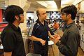 Tea Break Discussion - Wikilearnopedia - Oxford Bookstore - Kolkata 2015-08-23 3628.JPG