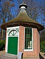 Tea house for the garden, formerly at Meppel, now at Open Air Museum Arnhem with lovely old Dutch buildings - panoramio.jpg