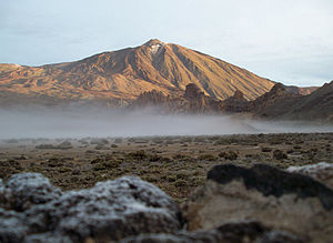 Clash of the Titans (2010 film) - Image: Teide 2011