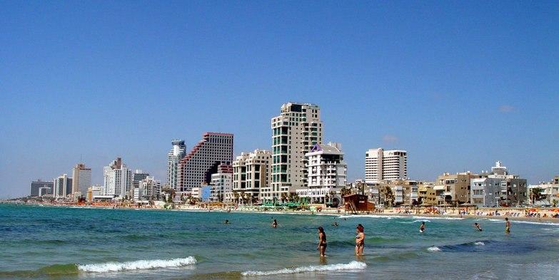 Tel Aviv Beachs