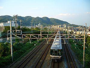 Mount Tennōzan - Image: Tennozan Shimamoto