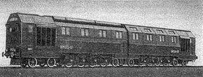 苏联铁路VM型柴油机车
