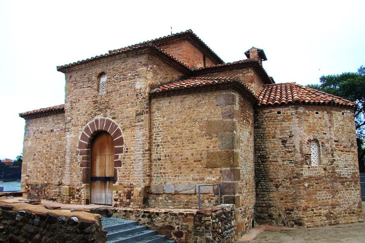 Conjunto monumental de las iglesias de san pedro de - Casas nuevas en terrassa ...