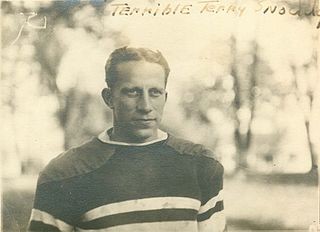 Terry Snoddy American football player