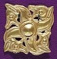 Tesoro di cacuteni-baiceni, placca decorativa d'oro, V-IV sec. ac. 04.JPG
