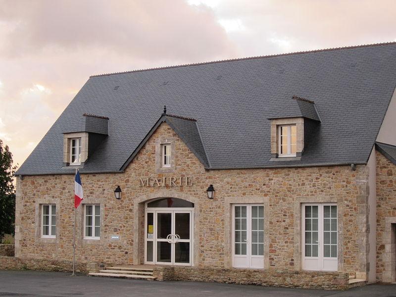 Mairie de fr:Teurthéville-Bocage