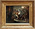 Théodore géricault, la corsa dei cavalli scossi a roma, 1817 ca.jpg