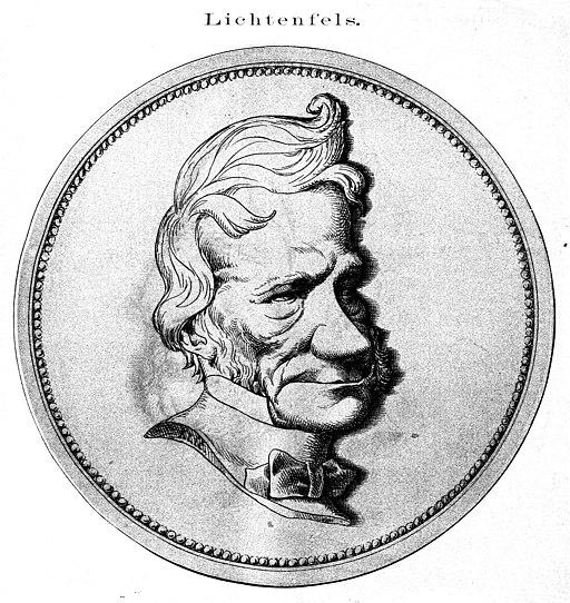 Thaddaeus Peithner von Lichtenfels 1870