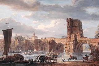 St Georges Bridge bridge in United Kingdom