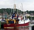 The 'Sparkling Sea' at Bangor - geograph.org.uk - 869260.jpg