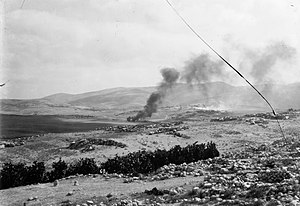 Hartuv - The Jewish colony set on fire during the 1929 Palestine riots