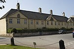 The Almshouses & Former School, Badminton, Gloucestershire (2011).JPG