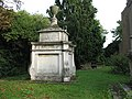 The Boone tomb in old St Margaret's churchyard - geograph.org.uk - 1450549.jpg