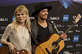 The Common Linnets, ESC2014 Meet & Greet 06 (crop 1).jpg