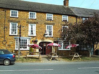 Deddington - The Crown and Tuns public house