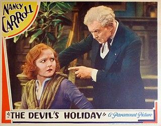 <i>The Devils Holiday</i> 1930 film