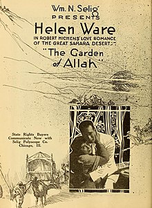 The Garden Of Allah Film 1916 Wikipdia