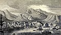 The Harbour, Honolulu, engraving by George Pearson, after Burgess.jpg