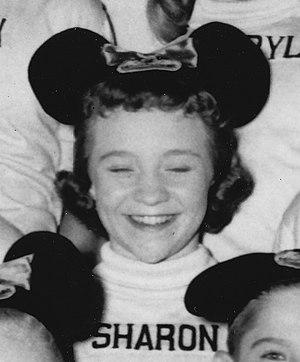 Sharon Baird - Image: The Mickey Mouse Club Mouseketeers Sharon Baird 1956
