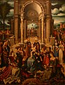The Mystic Marriage of St. Catherine - Hans Holbein the Elder - 1519 - oil on oak.JPG