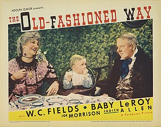 Baby LeRoy American child actor